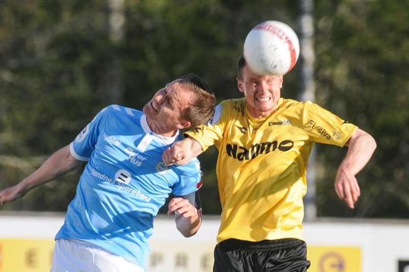 Raufoss - Sandnes Ulf