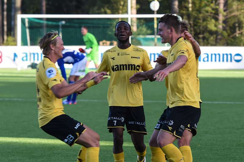 Emilie Dadjo, Magnus Solum og Kristian Lønstad Onsrud
