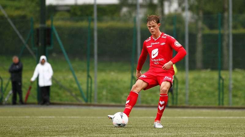 G19 Brann - Haugesund 0-1: David Gjeraker