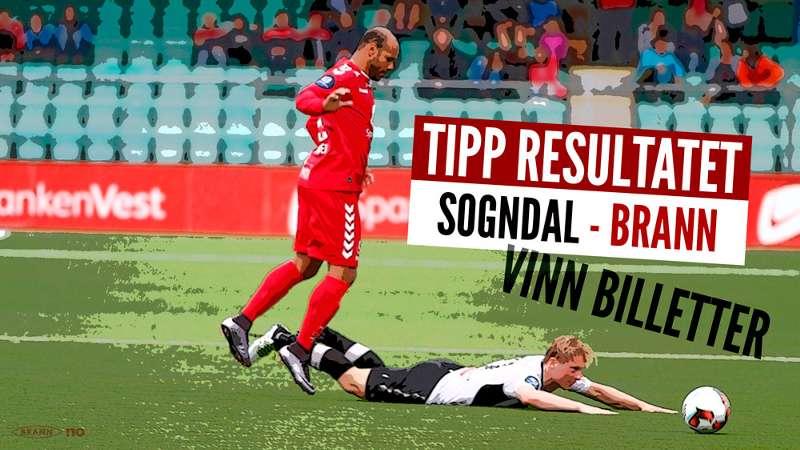 Tipp resultatet mot Sogndal