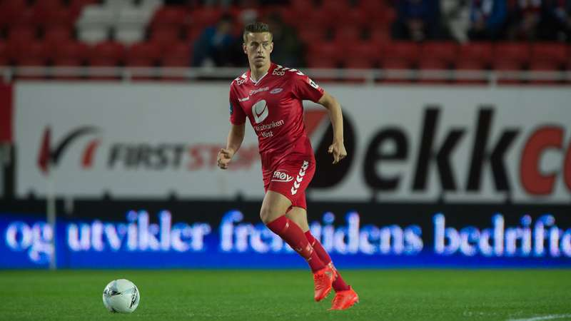 Brann - Tromsø 1-0: Jonas Grønner