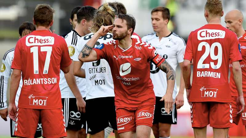 Brann - Rosenborg 1-1: Vadim Demidov
