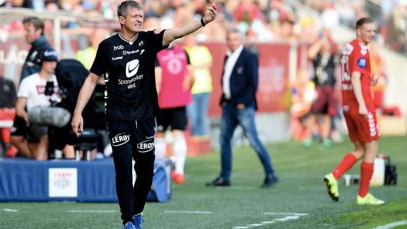 Brann - Rosenborg 1-1: Lars Arne Nilsen
