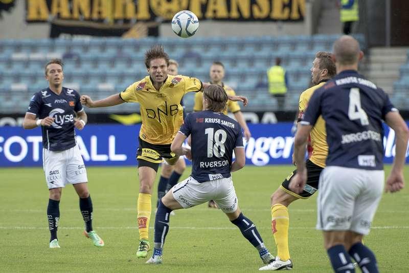 Marius Lundemo mot Viking