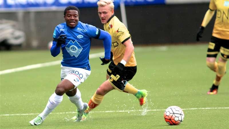 G19 Molde semifinale mot LSK 6-1 amang