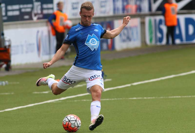 Molde FK - Bodø/Glimt 3-2 Strand