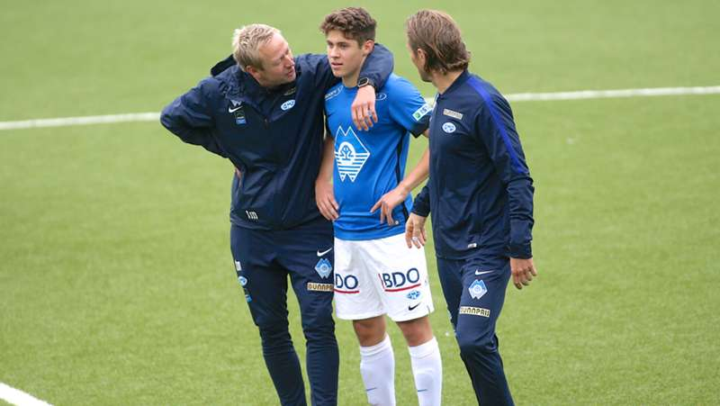 Molde2 - Stjørdals-Blink 4-2 Mork, Markovic og Berg Hestad