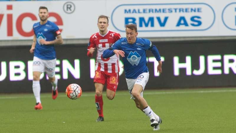 Molde FK - Tromsø IL 1-1 Mostrøm