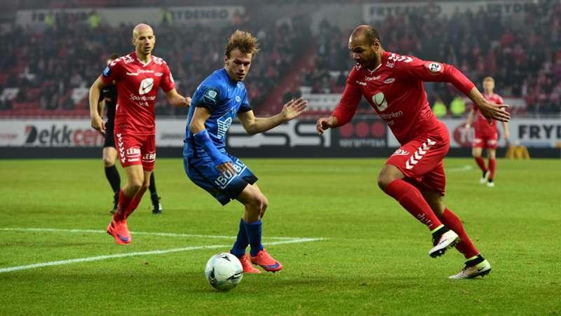 Brann - Molde FK 2-1 Strand