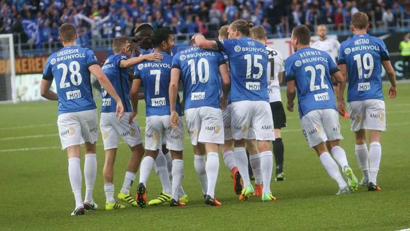 Molde FK - RBK 1-3 feiring scoring MOT
