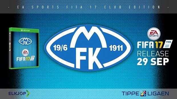 FIFA17 med MFK-cover