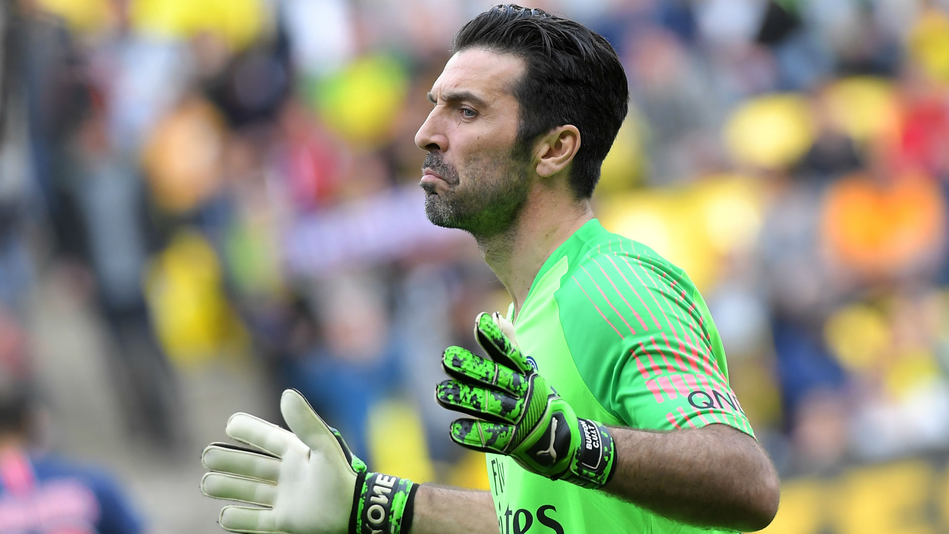 Paris Saint-Germain appear keen on keeping Gianluigi Buffon for another year, with the Italian claiming he has been offered an extension.