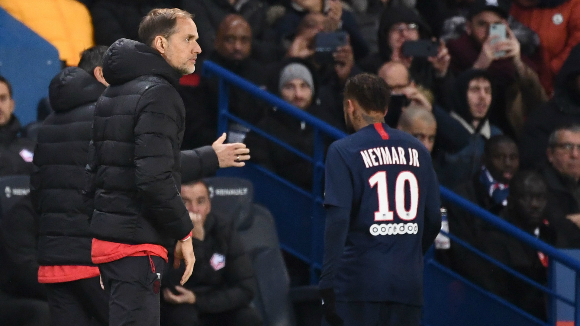 Neymar made his return for Paris Saint-Germain on Friday in a performance Thomas Tuchel conceded was below par.