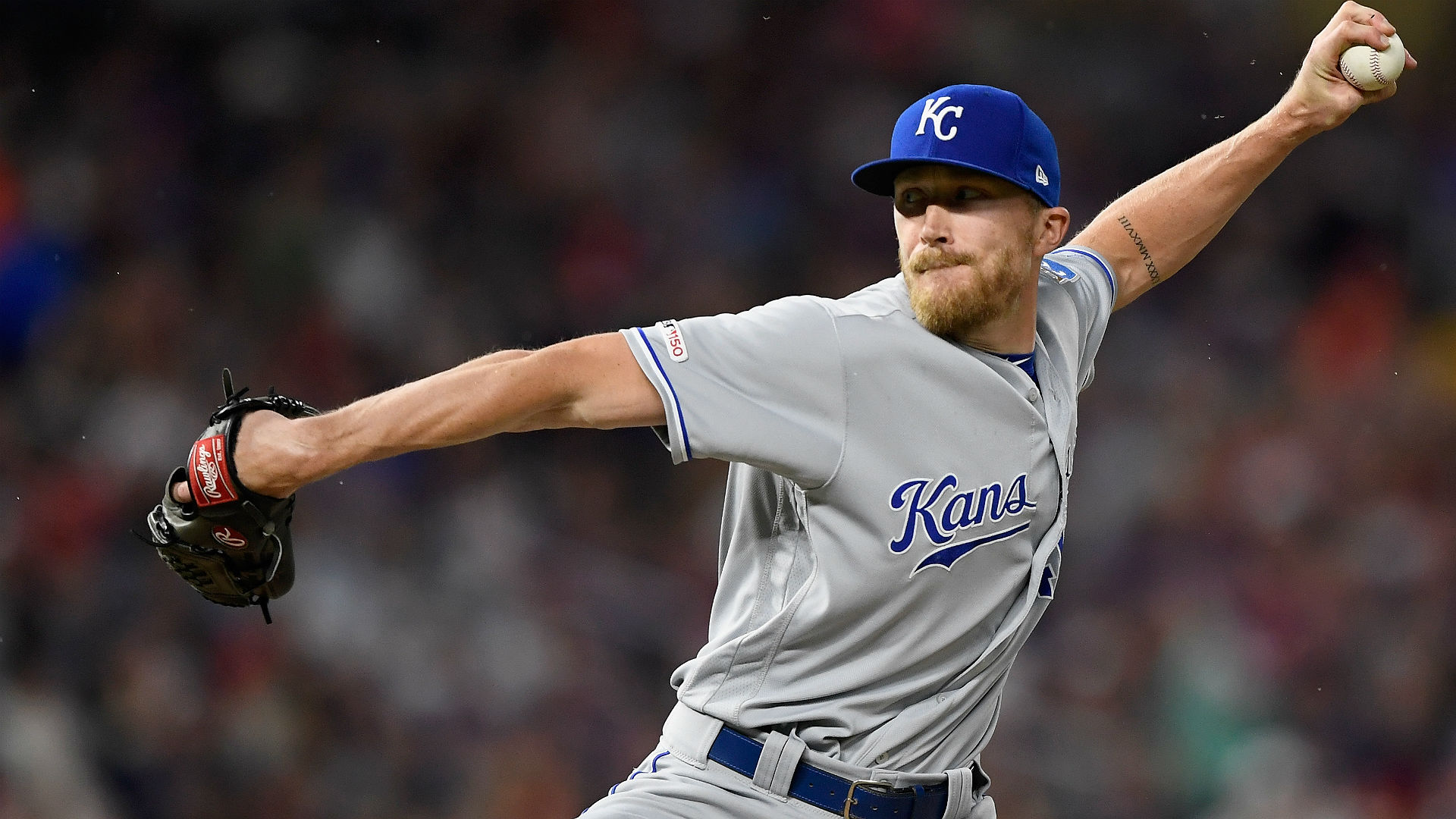 The Royals are focused on moving Diekman, along with their other veterans, before the July 31 trade deadline.