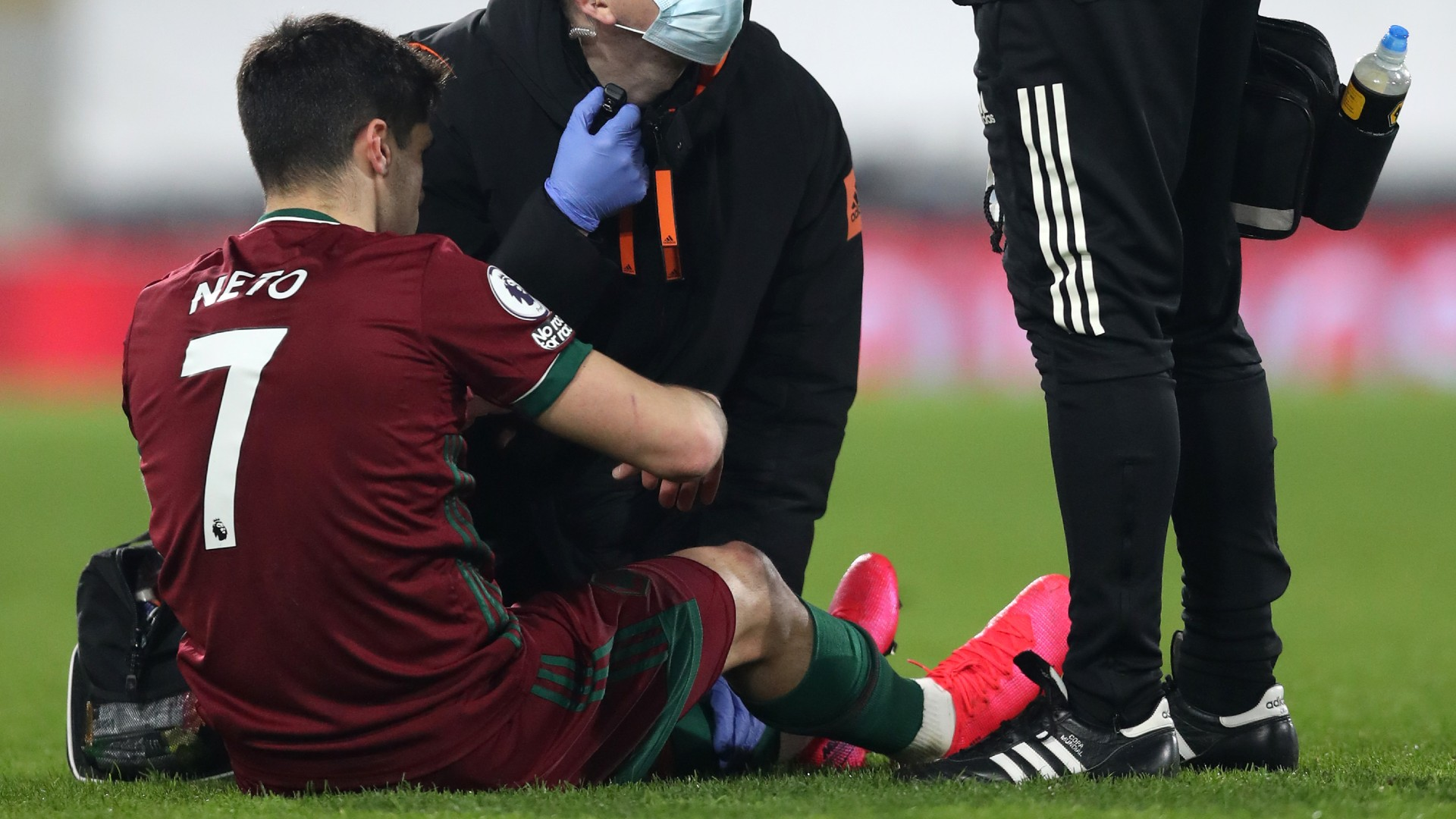 Neto out for season, Euros doubt