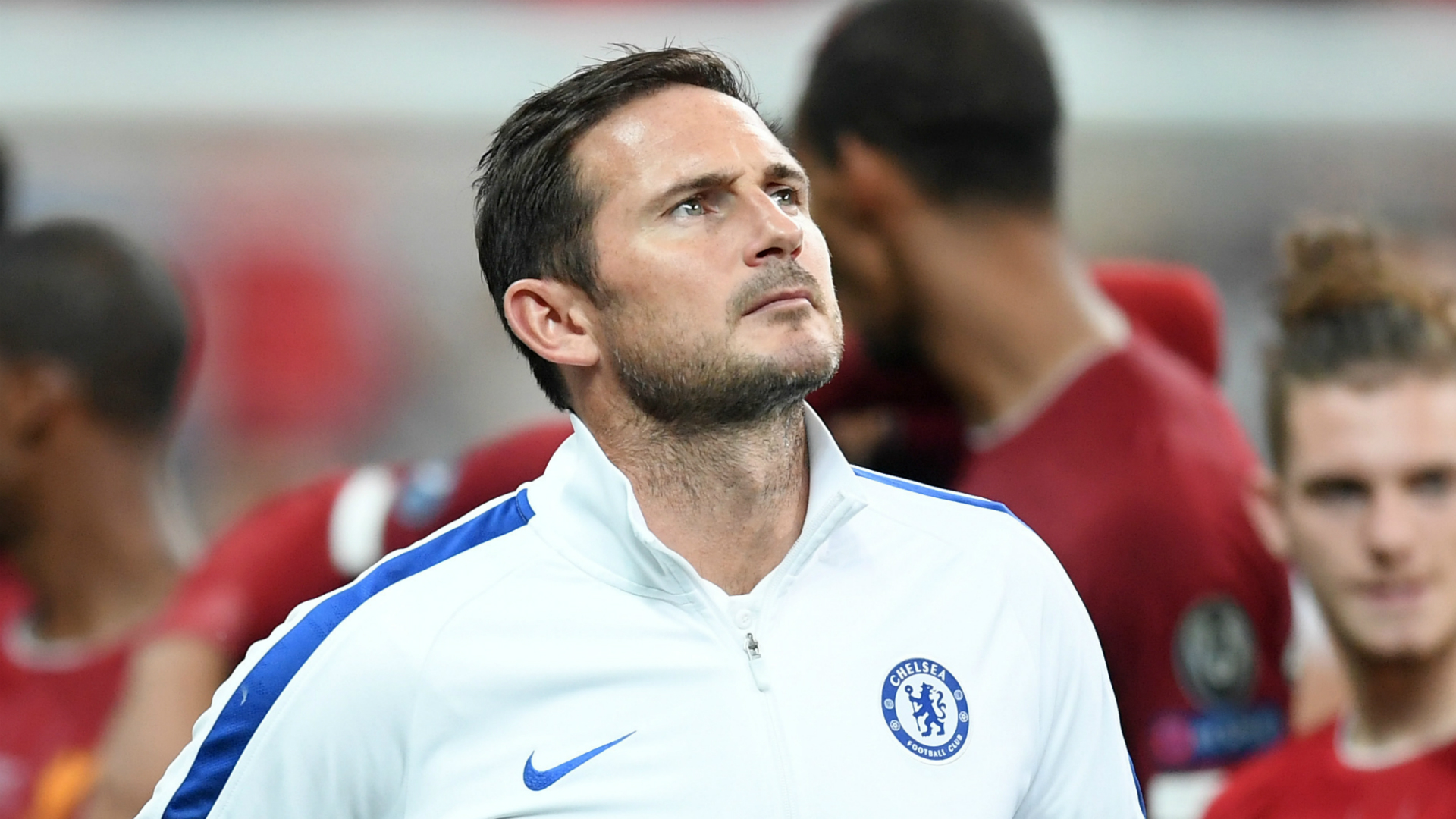Chelsea fell 5-4 on penalties to Liverpool but head coach Frank Lampard was still satisfied with his side's UEFA Super Cup display.