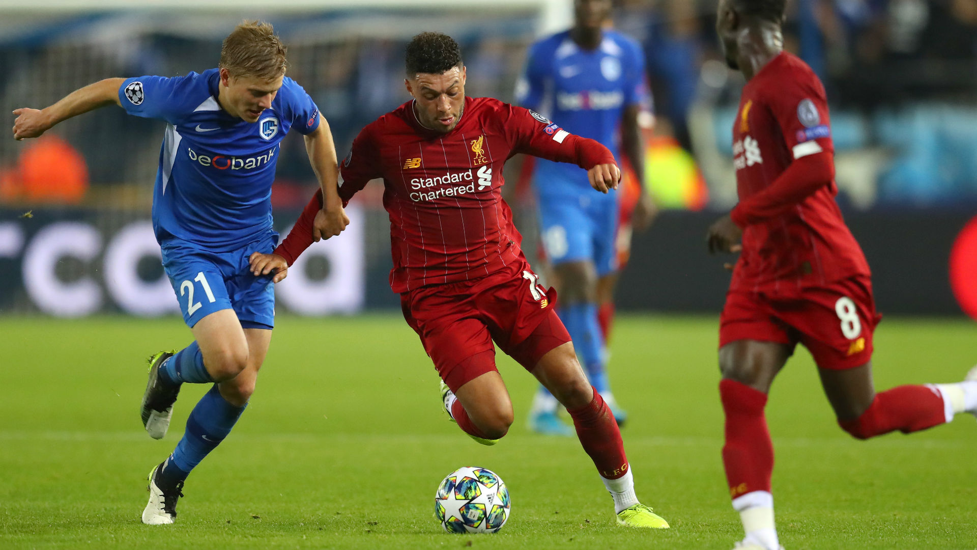 Report: Genk 1-4 Liverpool