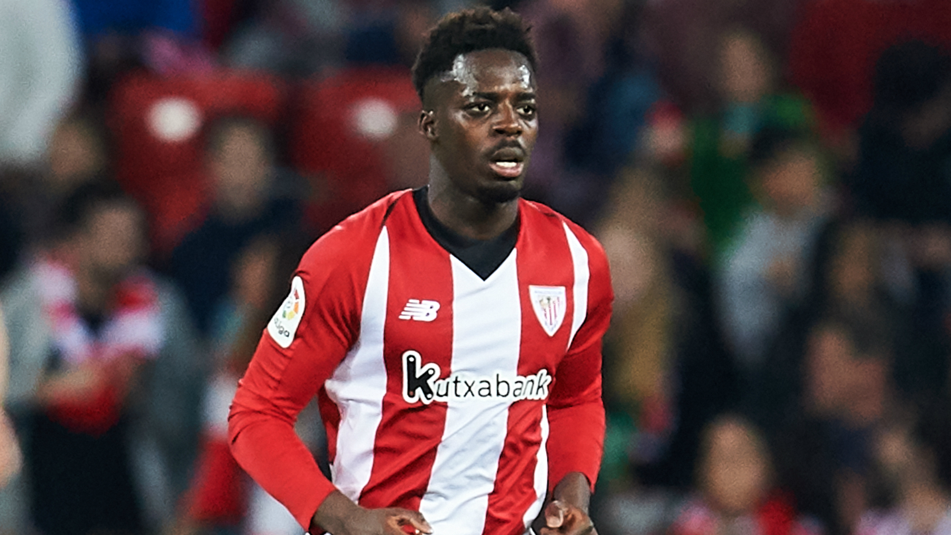 Athletic Bilbao star Inaki Williams, 25, discussed rumours linking him to Manchester United.