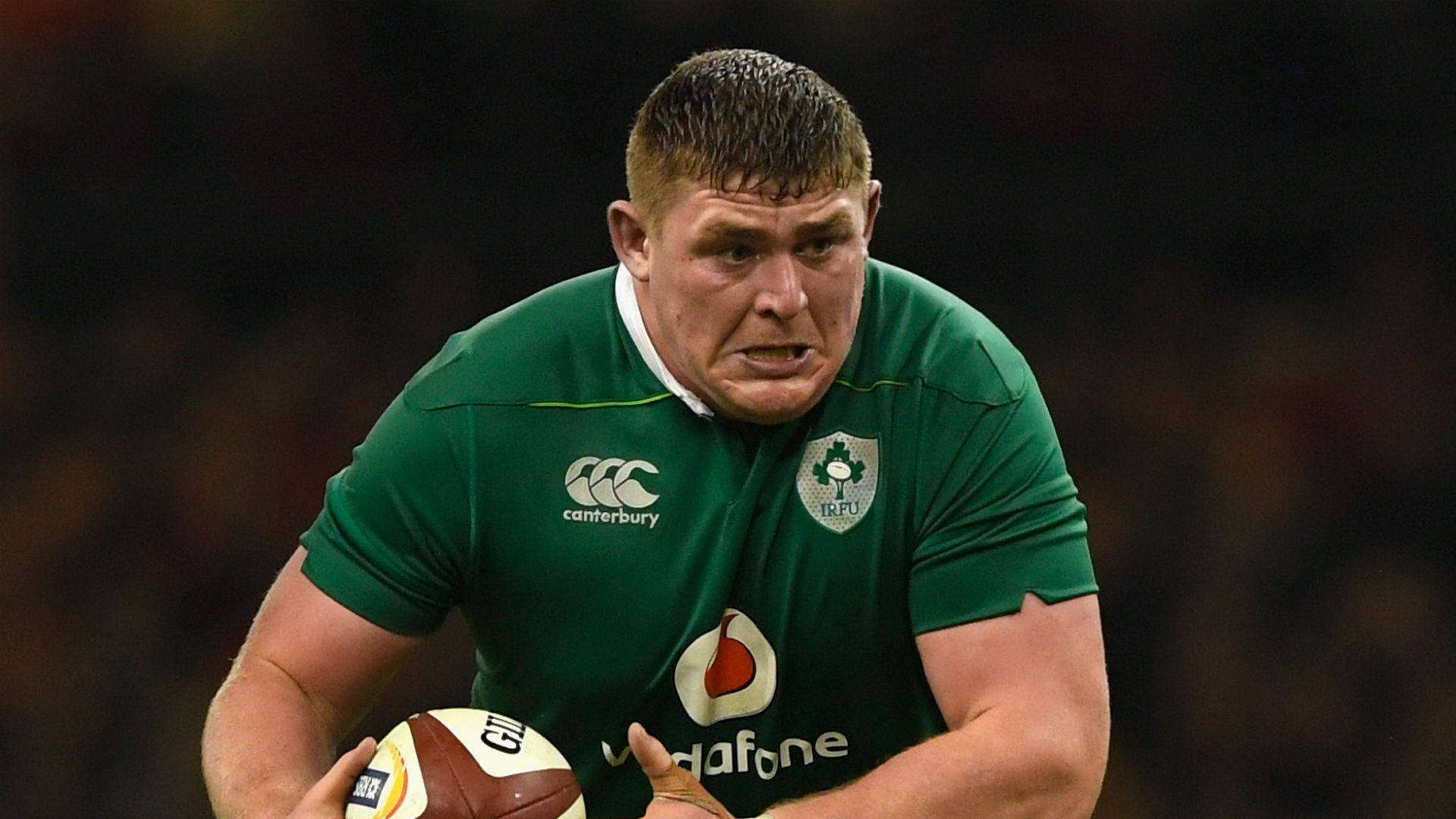 British and Irish Lion Tadhg Furlong will continue to ply his trade in his homeland for at least another season.