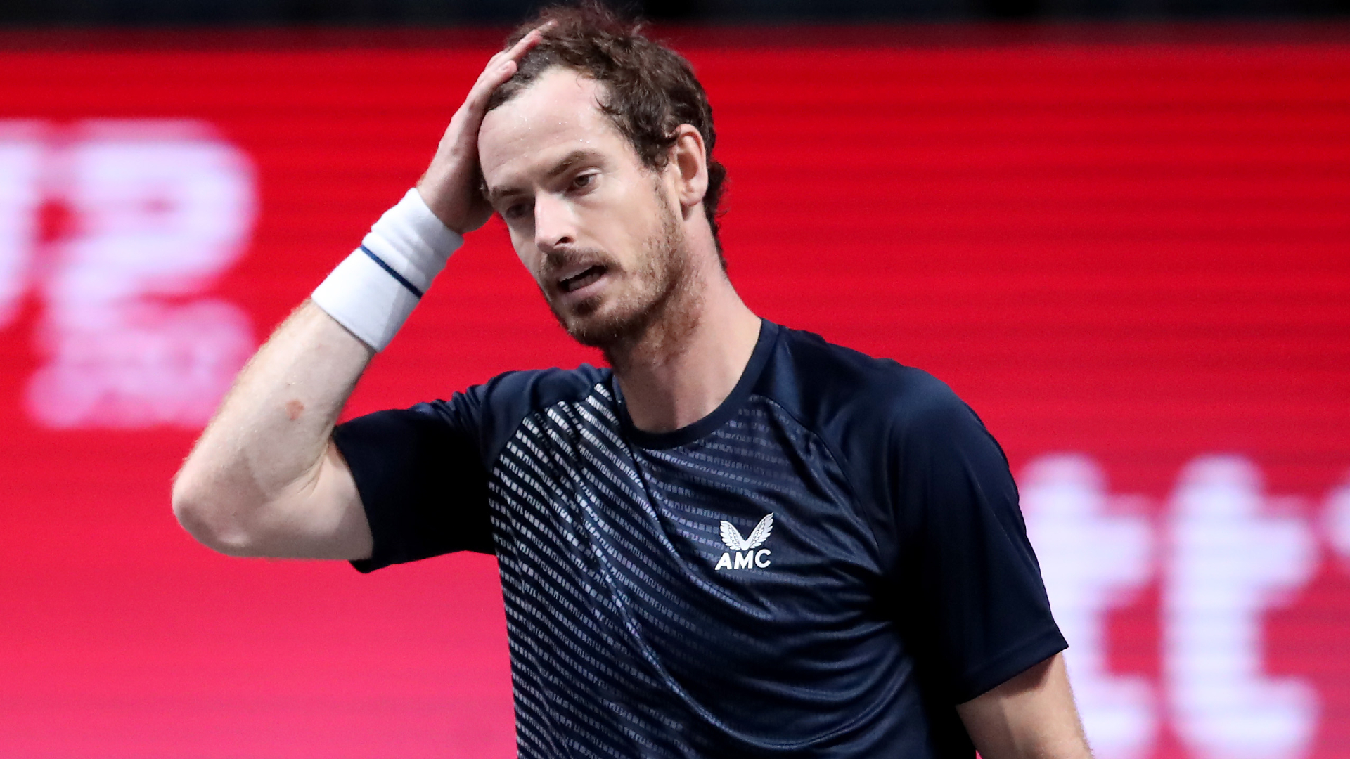Denied his Australian Open wildcard by a positive COVID-19 result, Andy Murray finally got his season started in disappointing fashion.