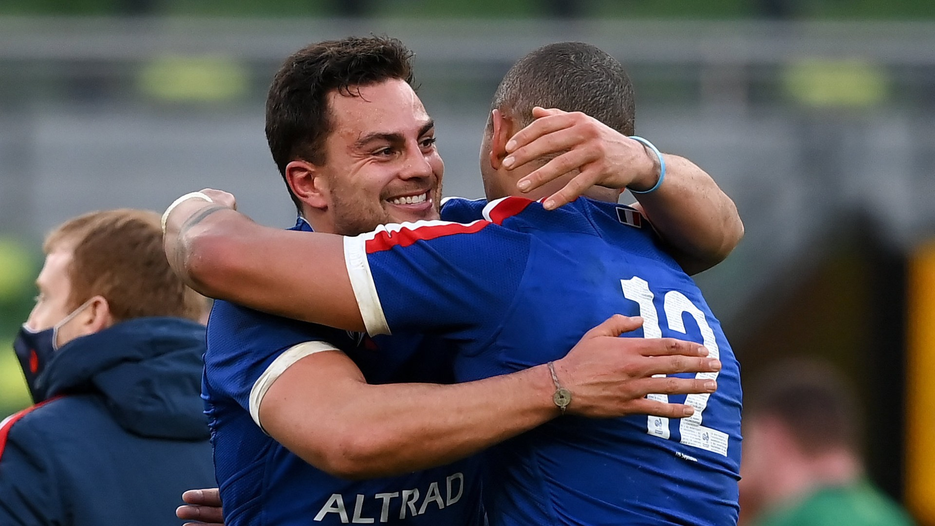 Six Nations leaders France are up to nine coronavirus positives, with Julien Marchand and Arthur Vincent ruled out of facing Scotland.
