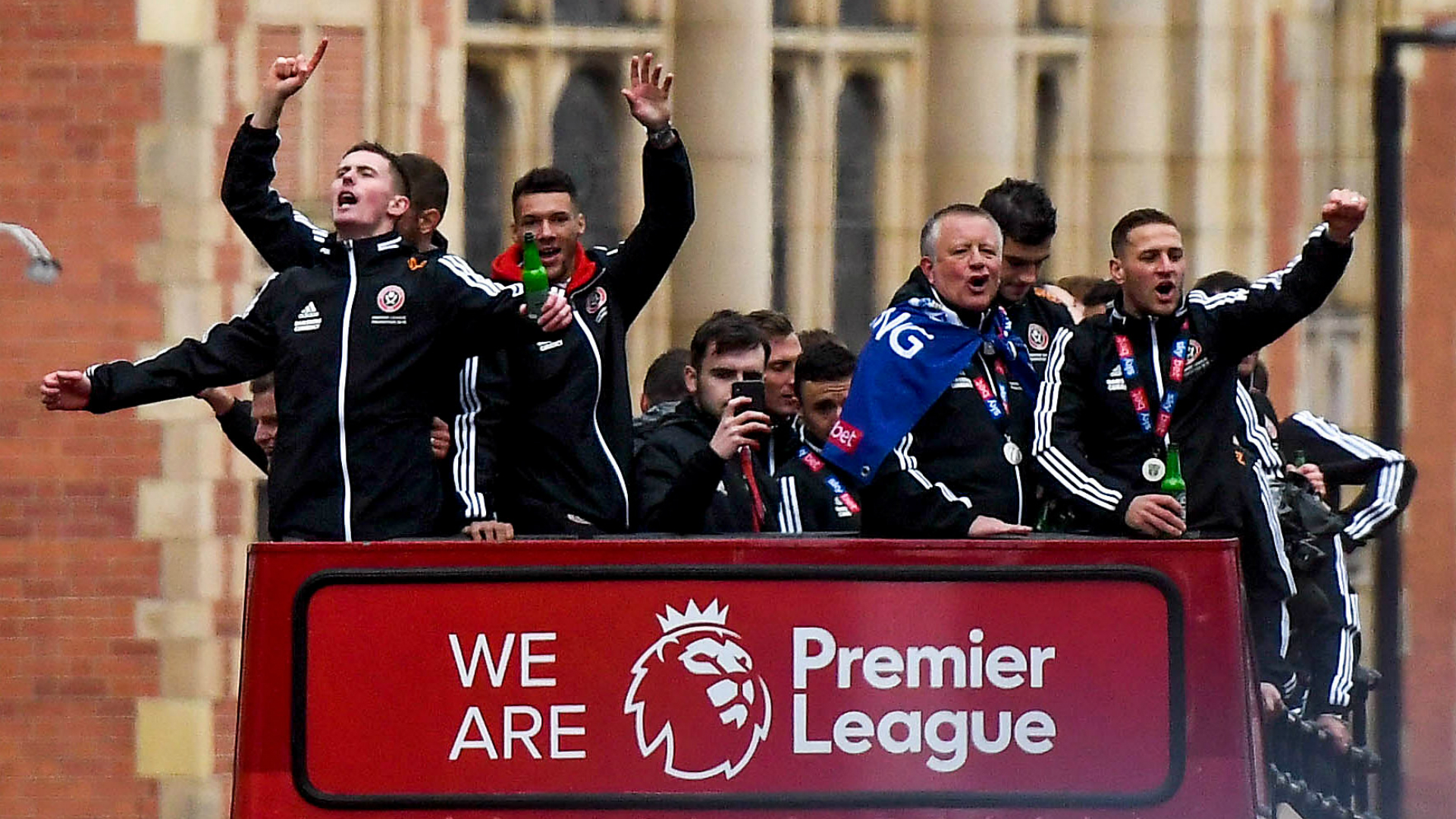 The release of the 2019-20 Premier League fixtures saw newly promoted Sheffield United make an embarrassing error.