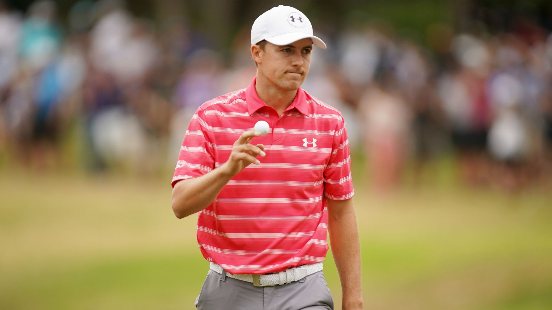 Despite just two top-10 finishes in 2018, Jordan Spieth is unconcerned by his lack of form ahead of the first major of the season.