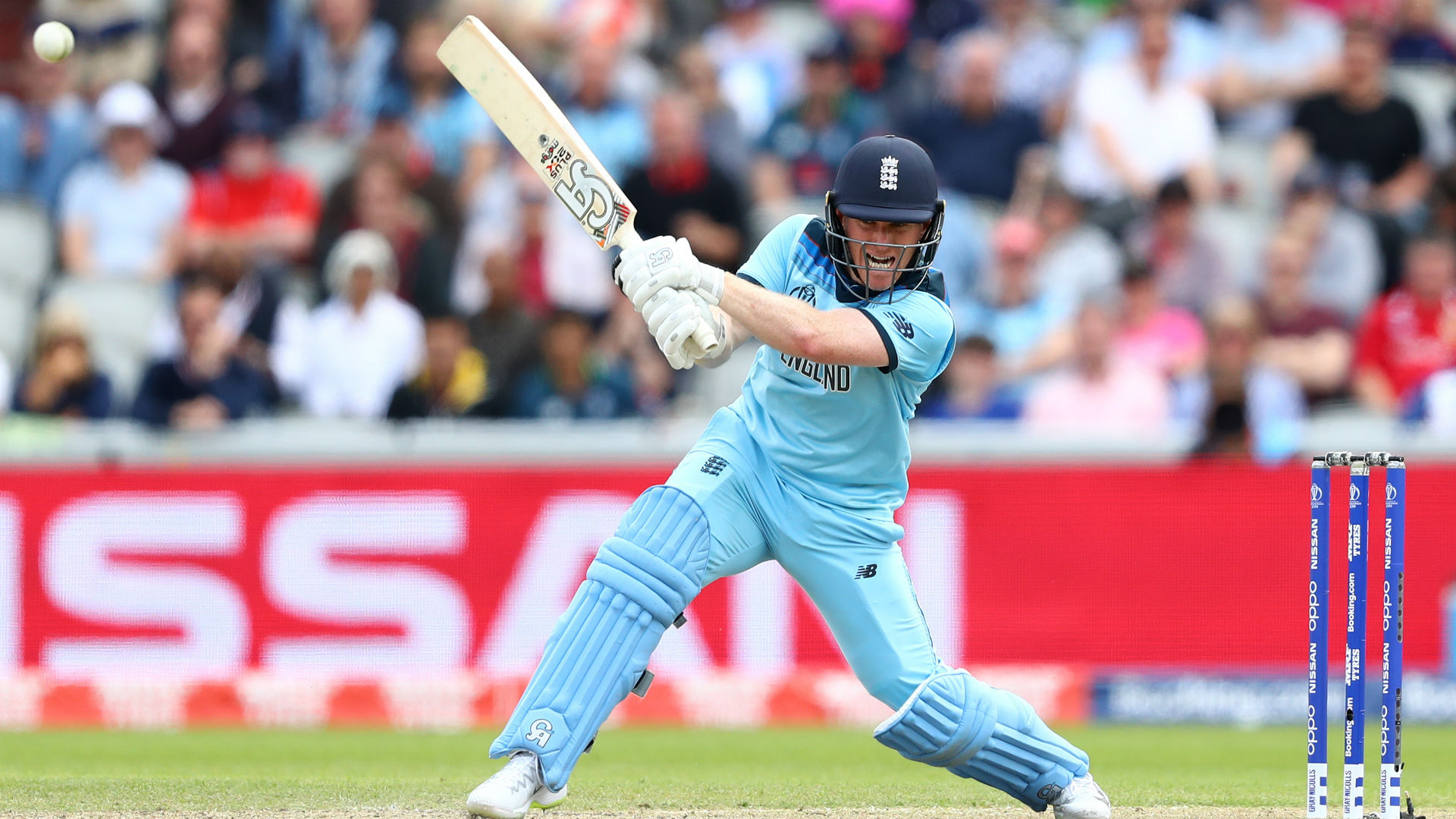 Omnisport looks back at week three of the Cricket World Cup, which featured a noisy India-Pakistan clash and a world record for Eoin Morgan.