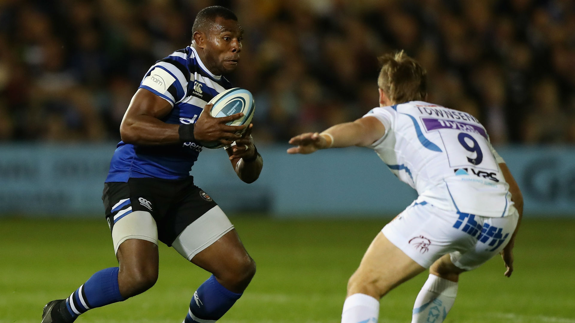 Semesa Rokoduguni is set to spend his entire career at Bath after agreeing a new deal to remain at The Rec.
