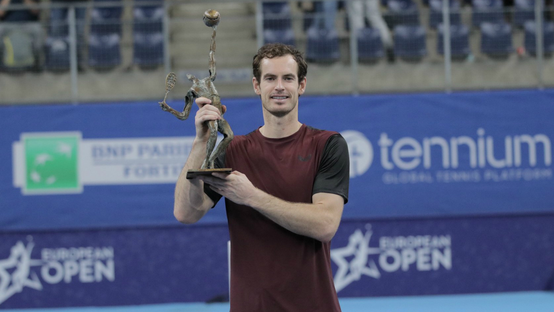 "Former world number one Andy Murray has revealed how a ""mild"" groin injury forced him to sit out much of the Davis Cup."