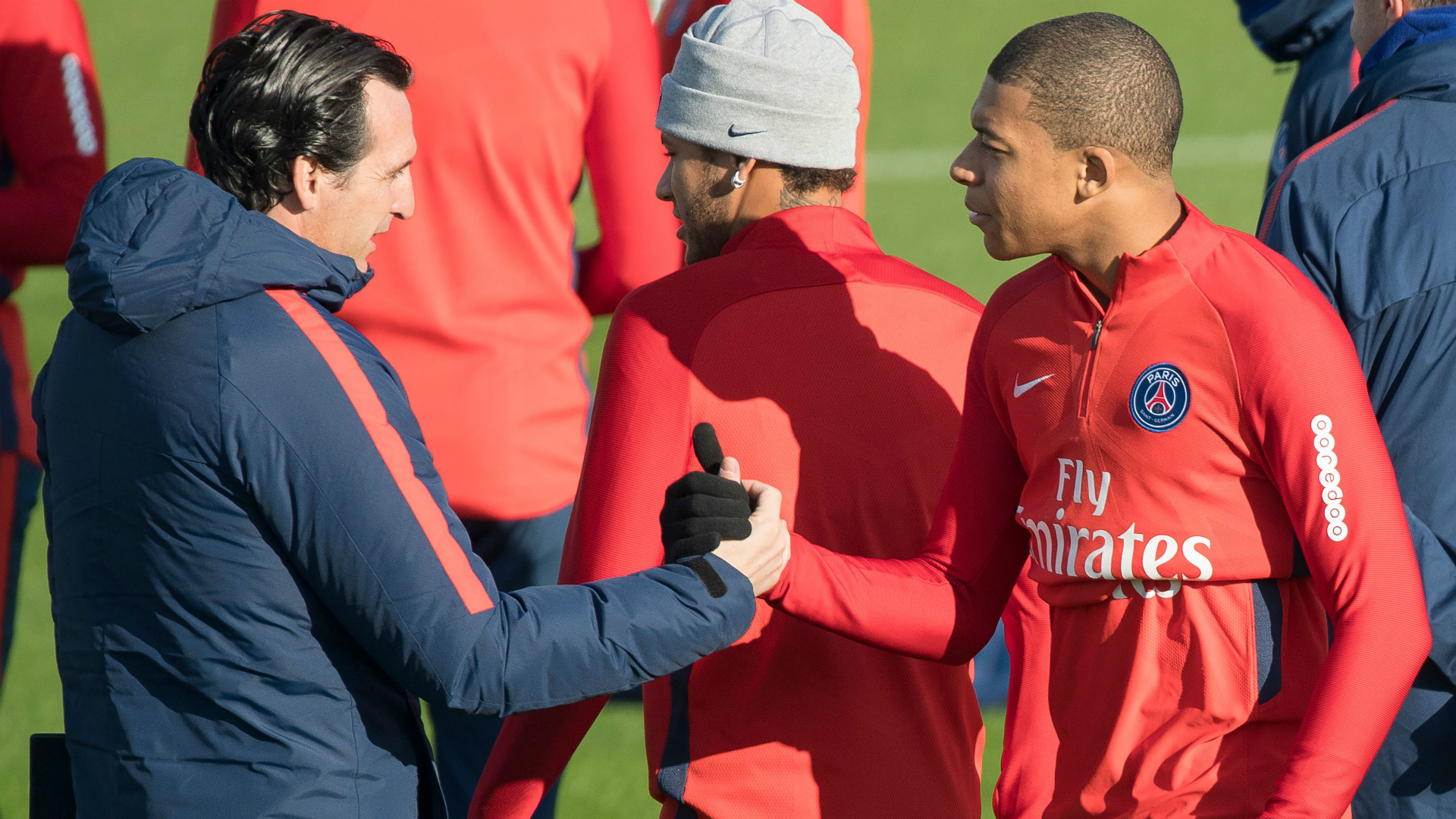 Unai Emery revealed the desire Kylian Mbappe had to join Real Madrid during his team at Paris Saint-Germain.