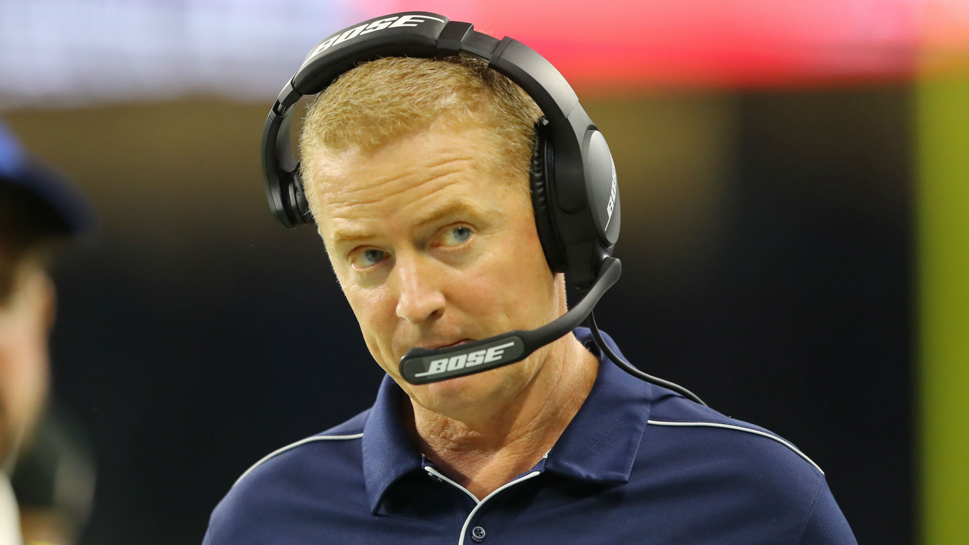 Jason Garrett will coach in the NFL in 2020, according to Jerry Jones, who stopped short of saying whether he will be with the Cowboys.
