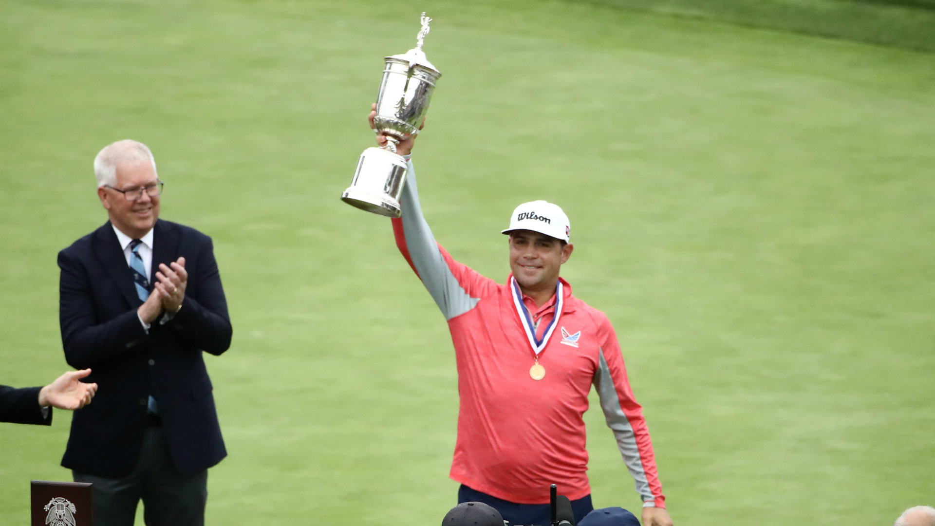 A clash with Kirk Hinrich helped pave the way for Gary Woodland to pursue a golf career and it paid off after winning the U.S. Open.