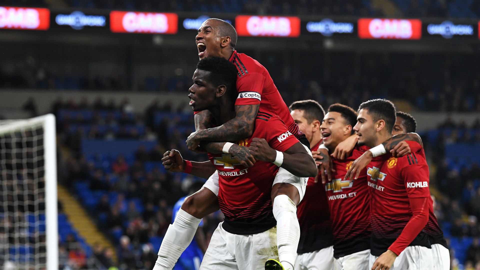 Manchester United will look to entertain at Wembley as they face their toughest test since Ole Gunnar Solskjaer's appointment against Spurs.