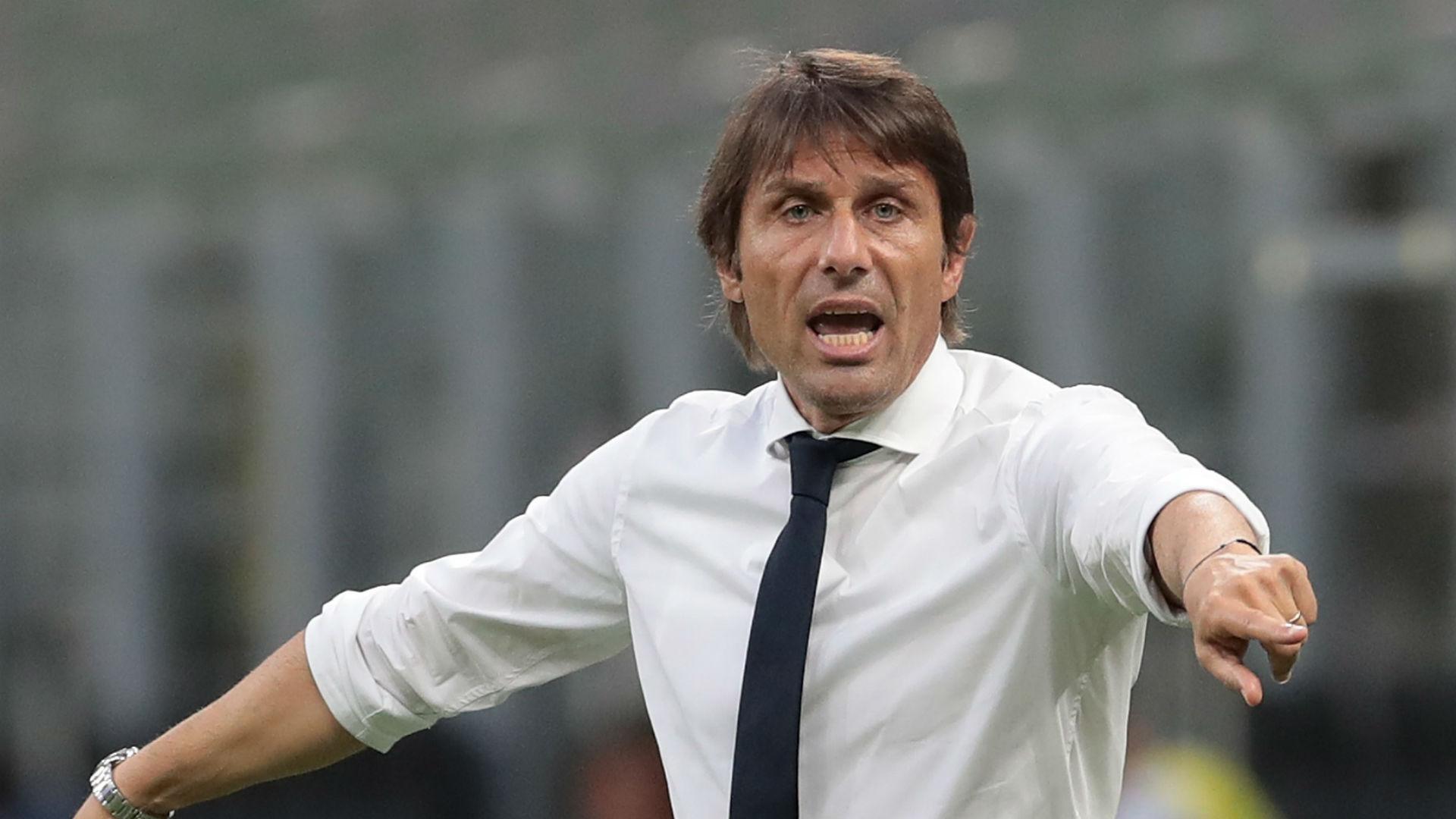 Antonio Conte discussed his future and Inter's 3-1 win over Torino.