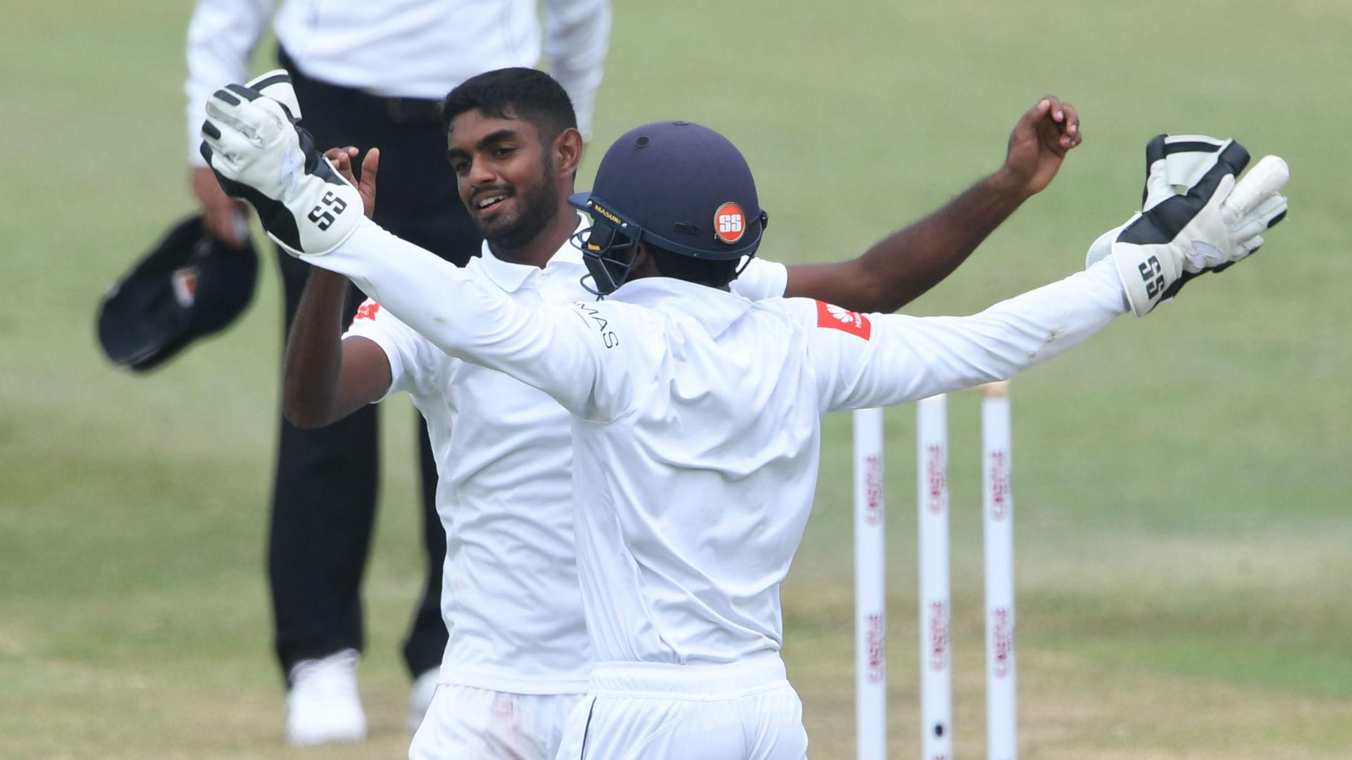 SA collapse gives Sri Lanka hope