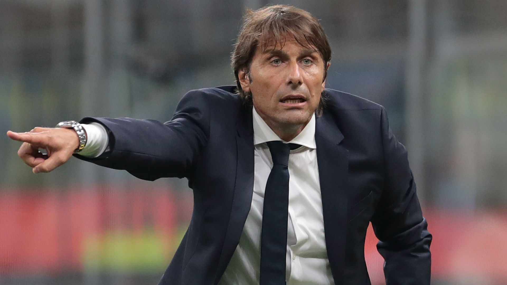 Inter moved top of Serie A after a slender win over Hellas Verona on Saturday, much to the delight of boss Antonio Conte.