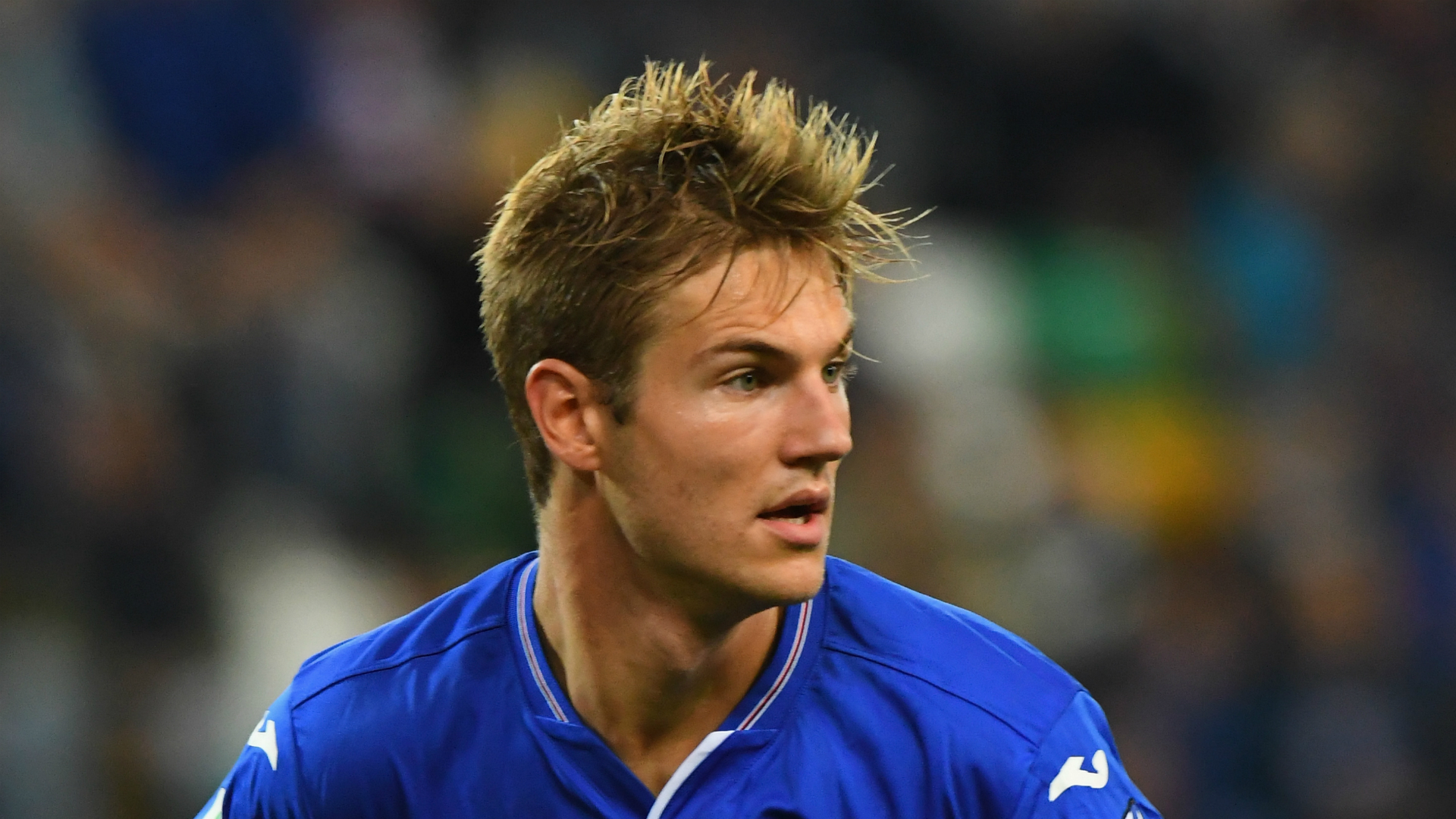 Sampdoria defender Joachim Andersen has joined Ligue 1 side Lyon in a deal worth up to €30million.
