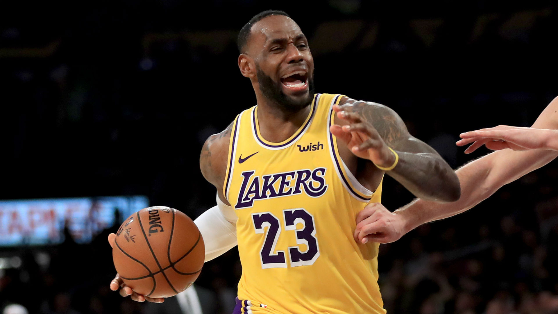 LeBron James makes more history