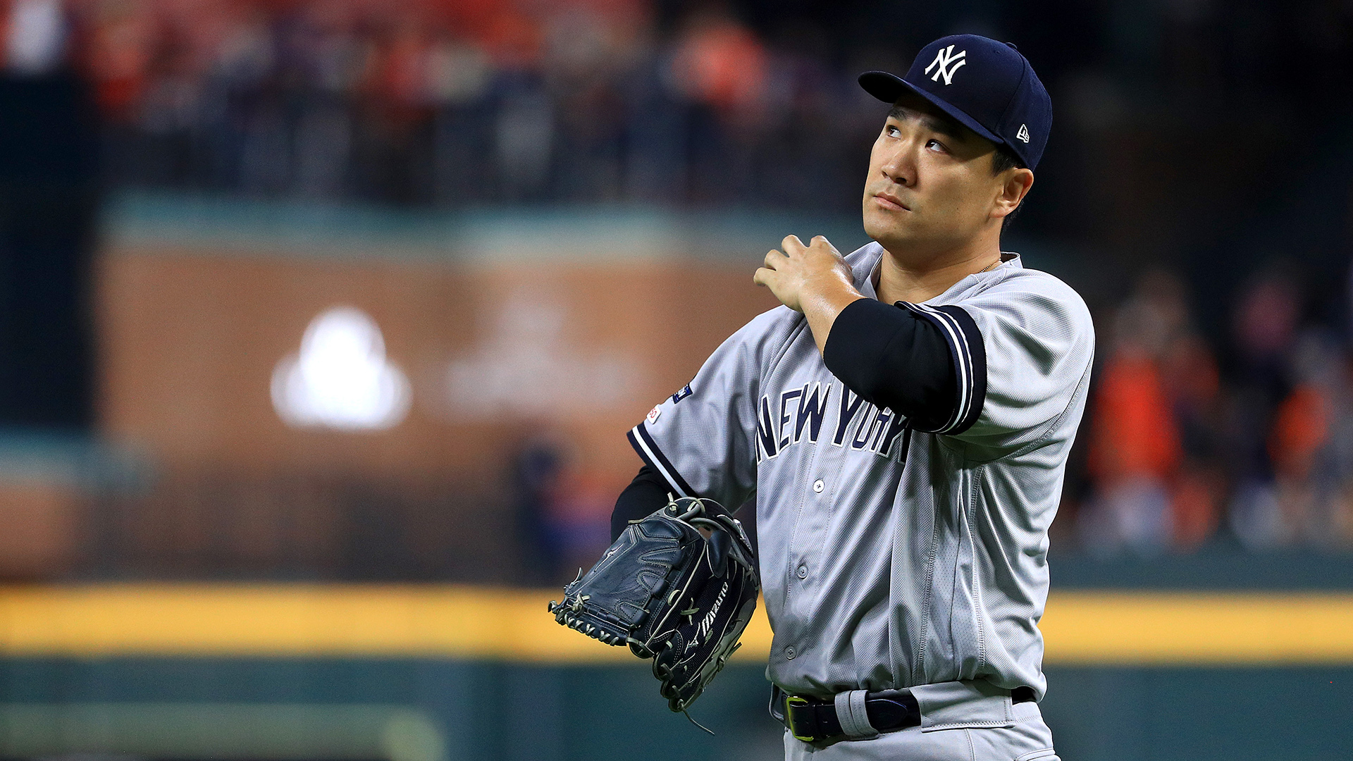 New York needs its starters, beginning with Tanaka in Game 4, to pitch deep into games as it potentially faces four games in four days.