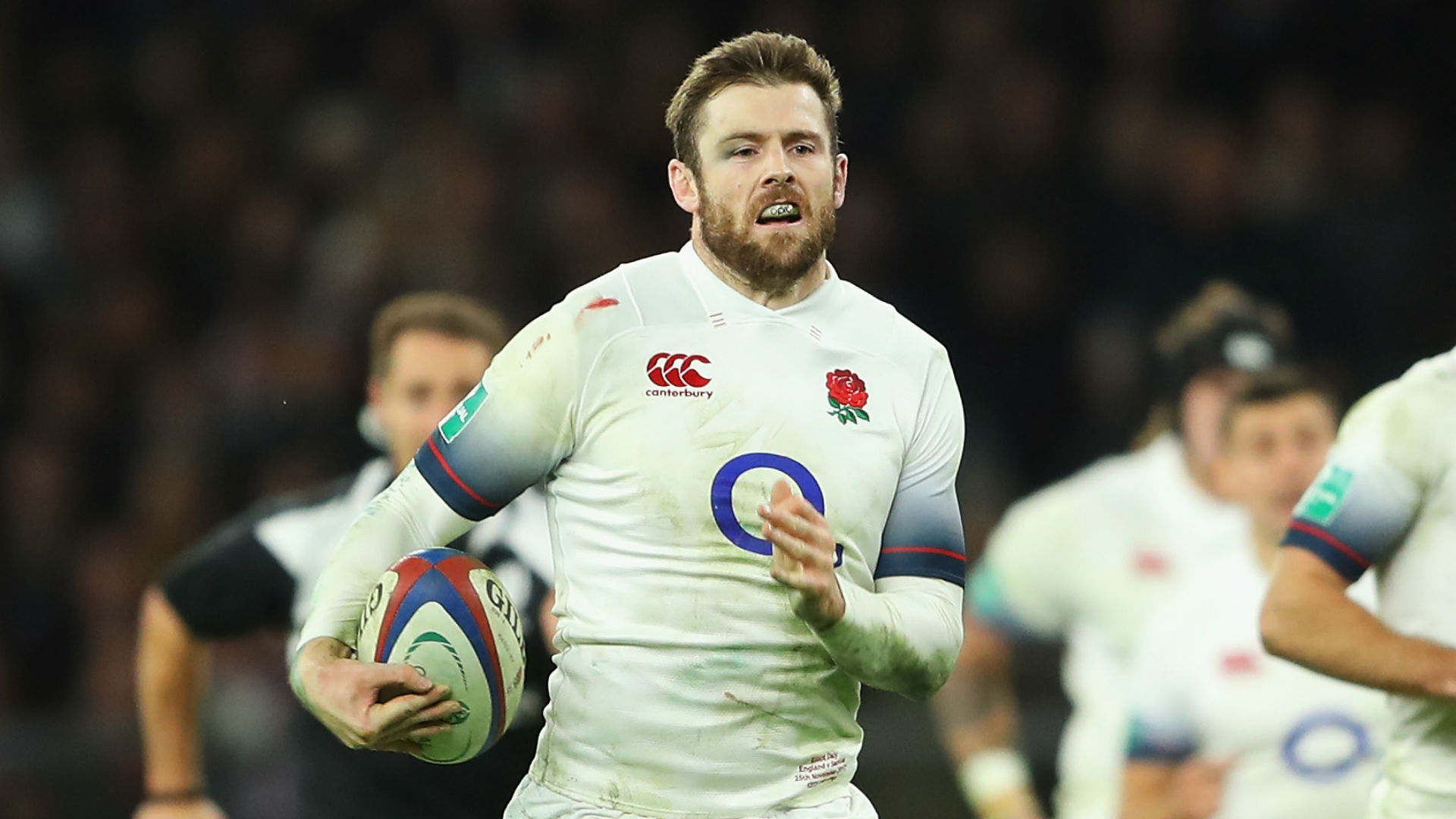 England wing Elliot Daly has his sights set on facing France after missing the first three Six Nations rounds.