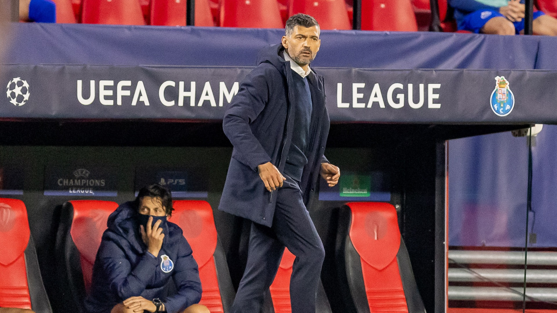 Conceicao issues Chelsea warning