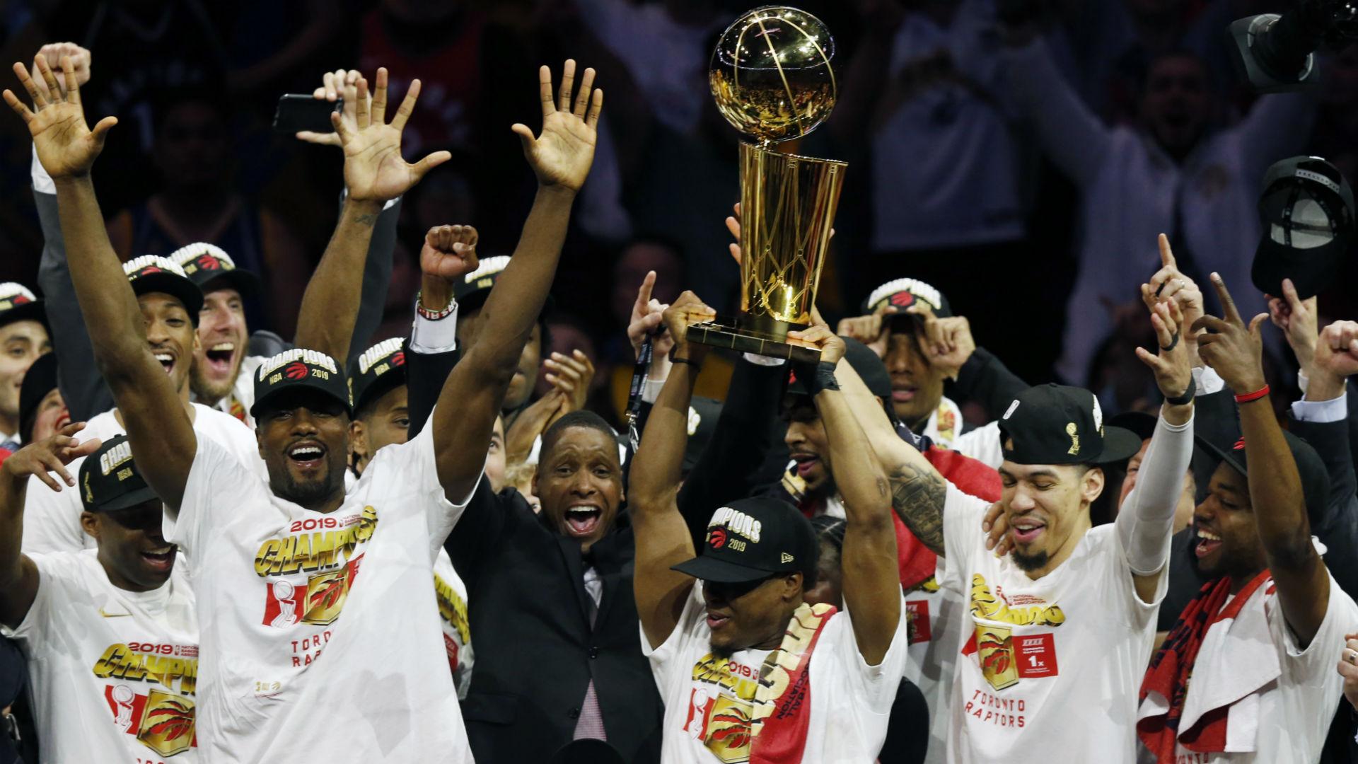 Toronto Raptors: Key moments