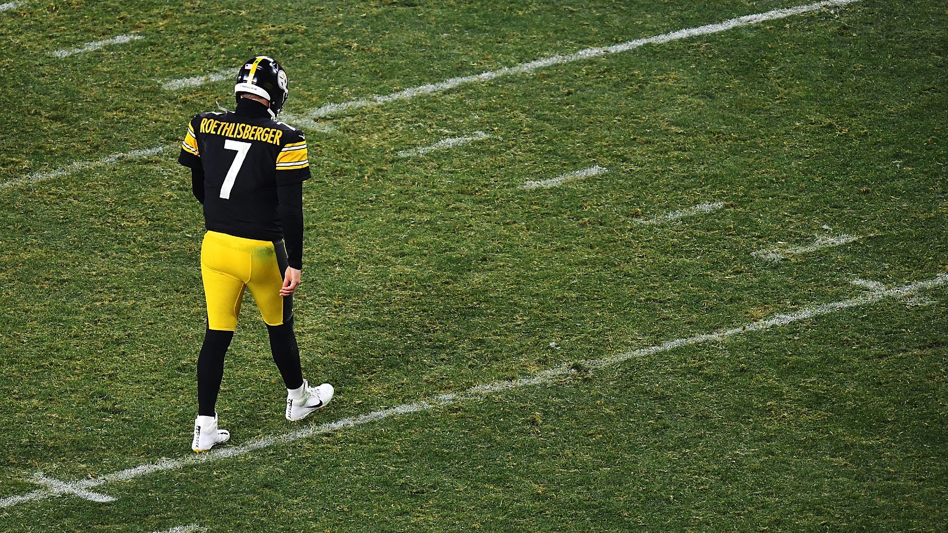 Ben Roethlisberger looks set for a swansong in Pittsburgh, but it is his support system that will be key to the Steelers' success in 2021.