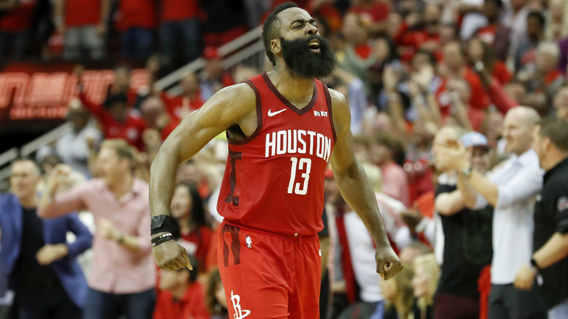 Harden scores 49 points for Rockets