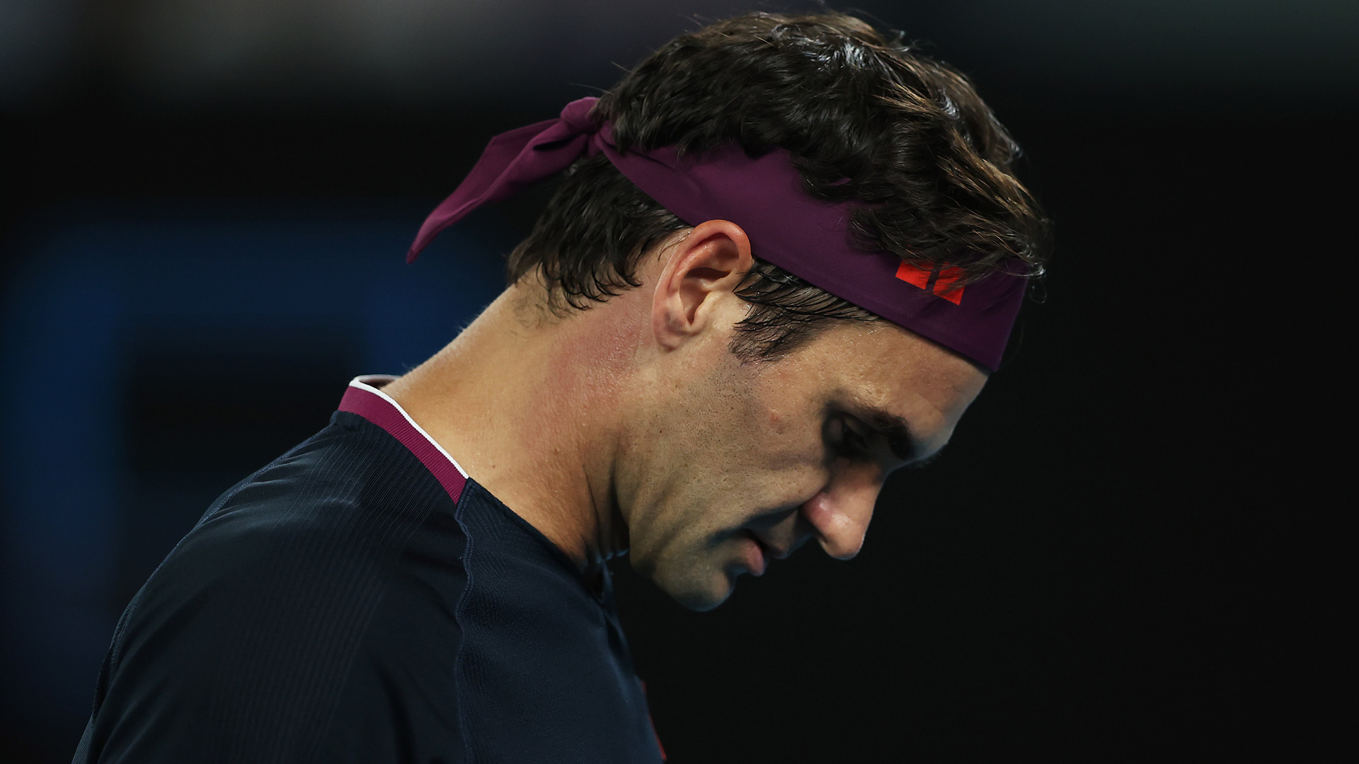 """Twenty-time grand slam champion Roger Federer will not play at Roland Garros following knee surgery, but he declared """"see you on the grass""""."""