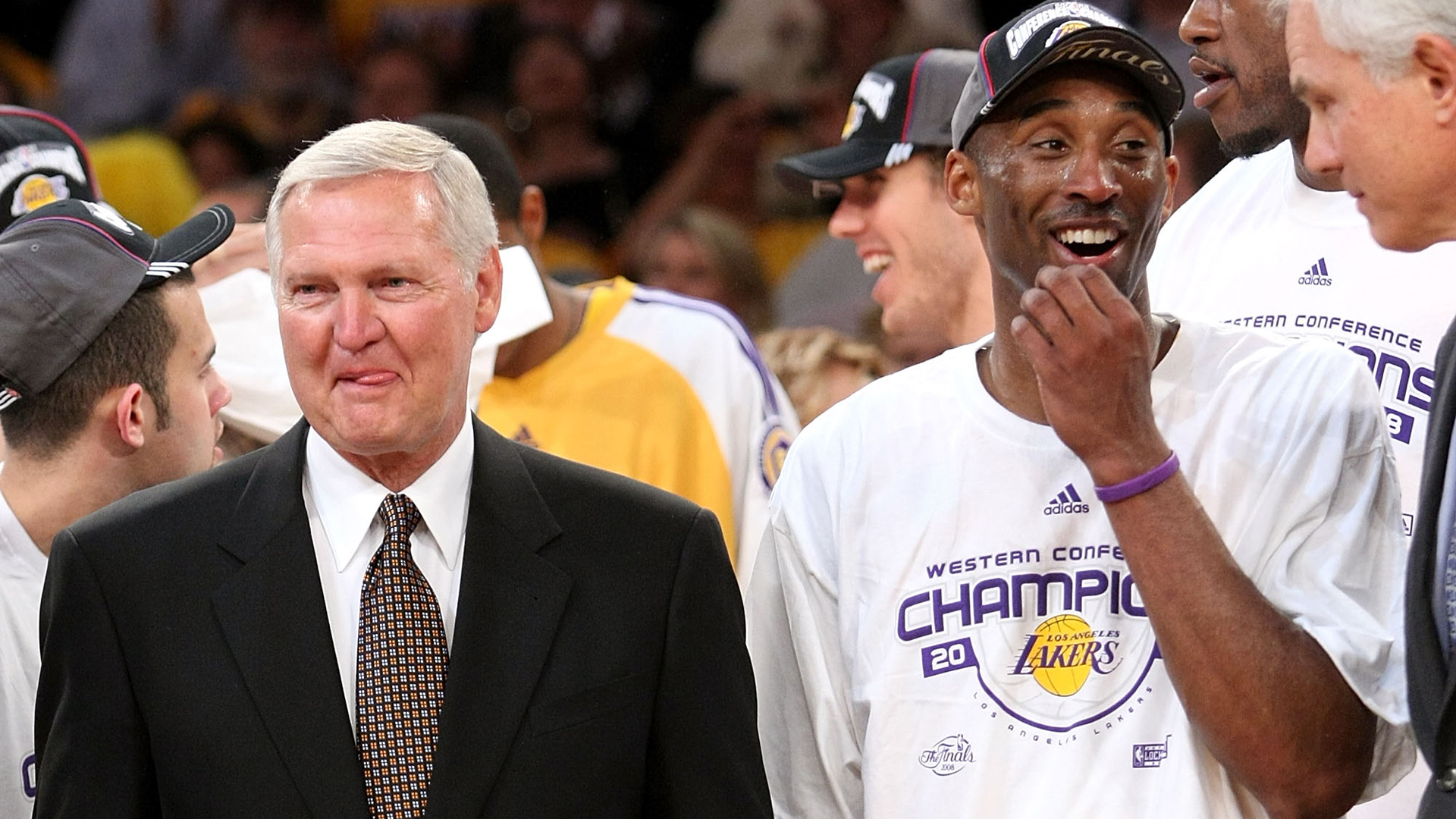 West: Kobe had Clippers commitment