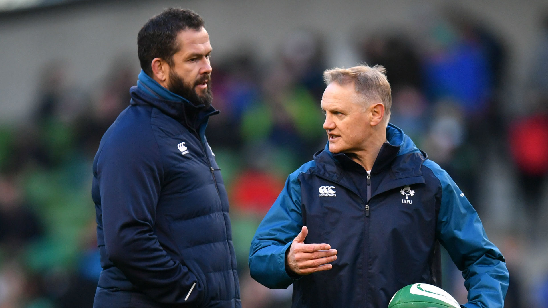 Former Ireland centre Brian O'Driscoll has heaped praise on coach Joe Schmidt and says Andy Farrell is the right man to replace him.