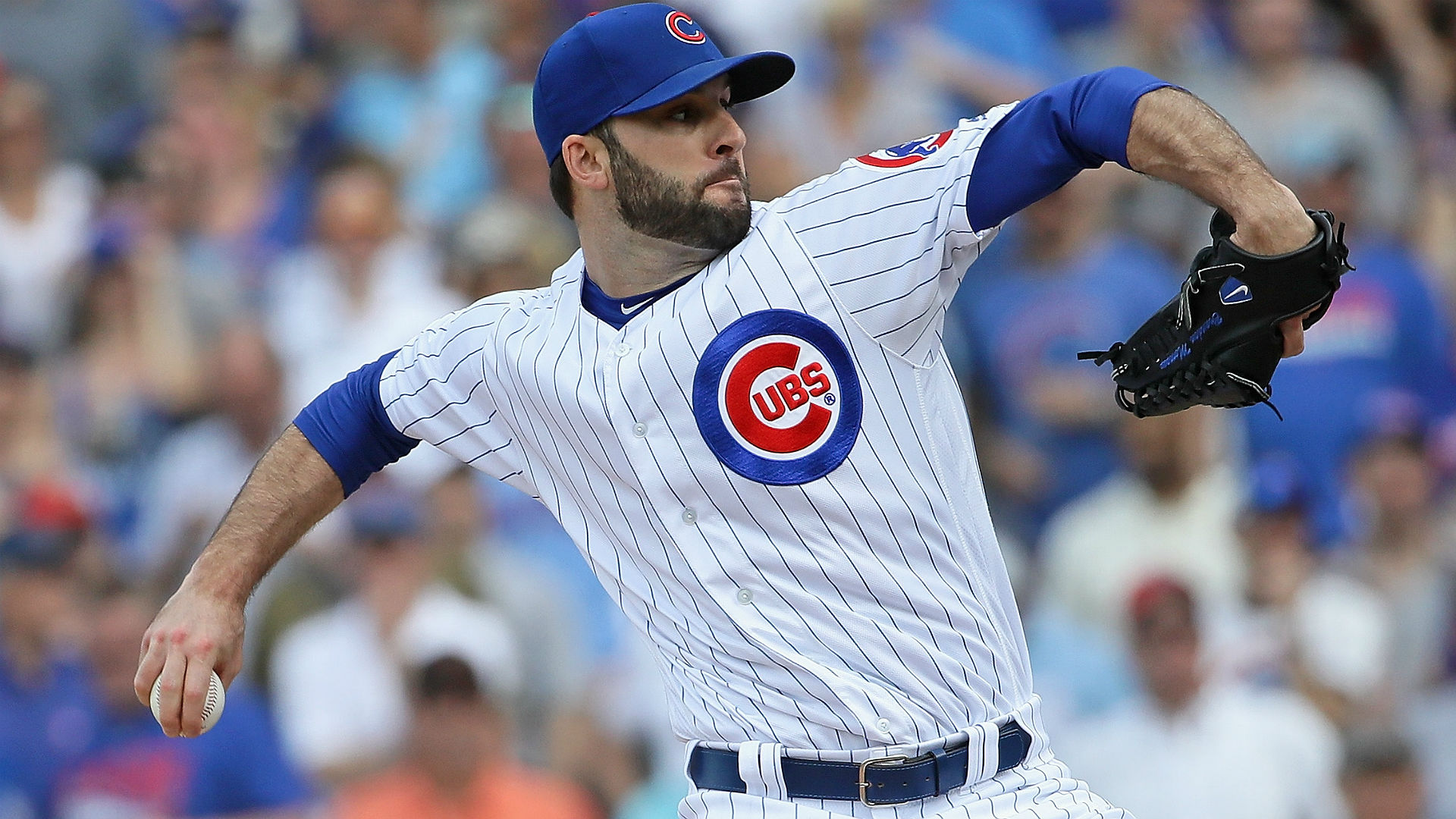 Morrow's surgery may change the Cubs' plans in the free agent reliever market, according to ESPN.