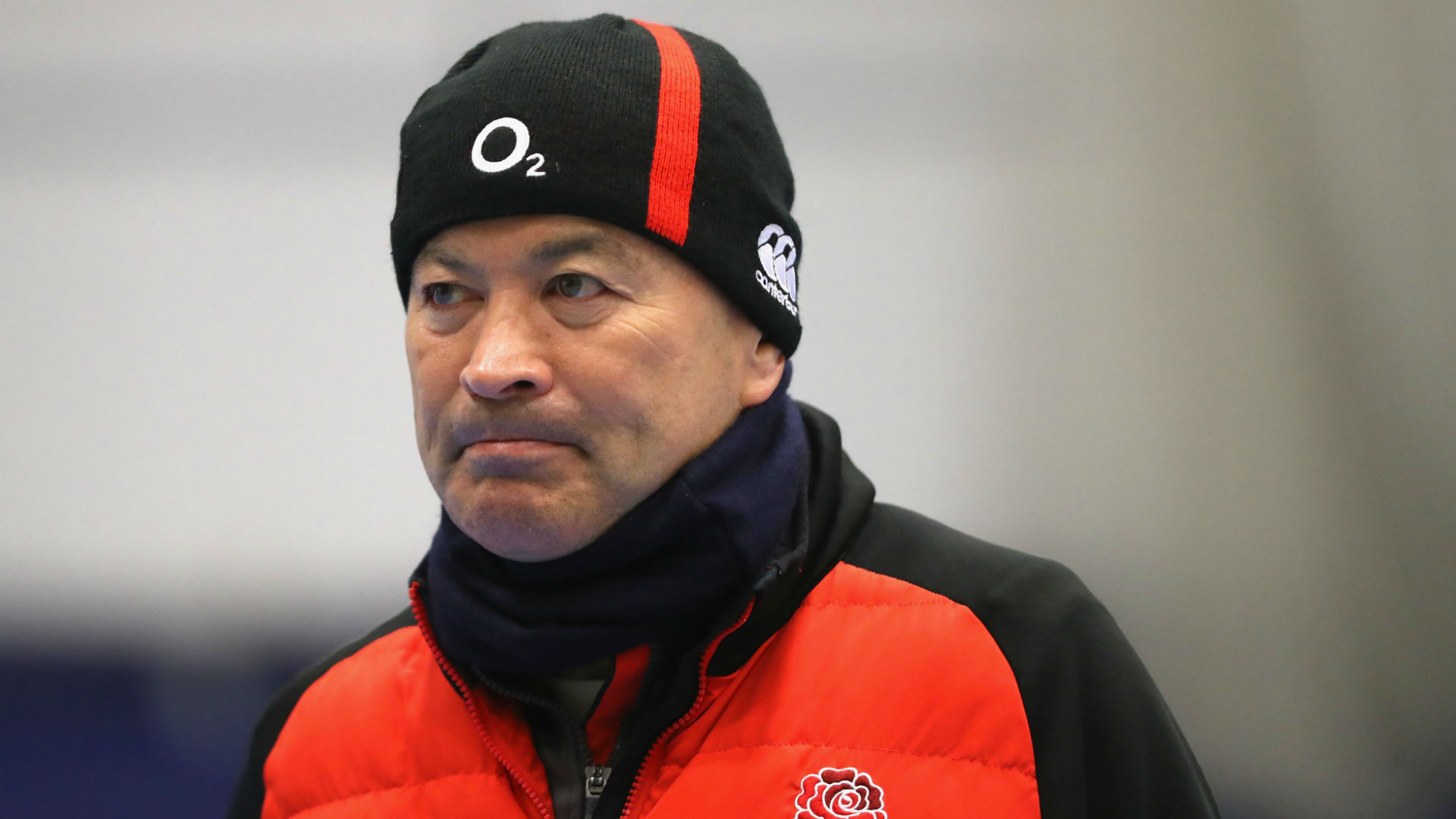 """Eddie Jones said he feared for his safety on Sunday and Scottish Rugby said it is """"appalled"""" by the abuse he suffered."""